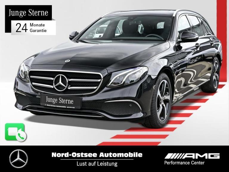 Mercedes-Benz E 220 T d Avantgarde Navi Sportstyle LED SHD AHK, Jahr 2019, Diesel