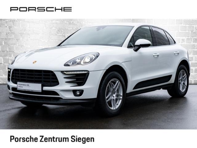 Porsche Macan S Diesel PASM, Xenon, AHK, Kamera, Jahr 2017, Diesel