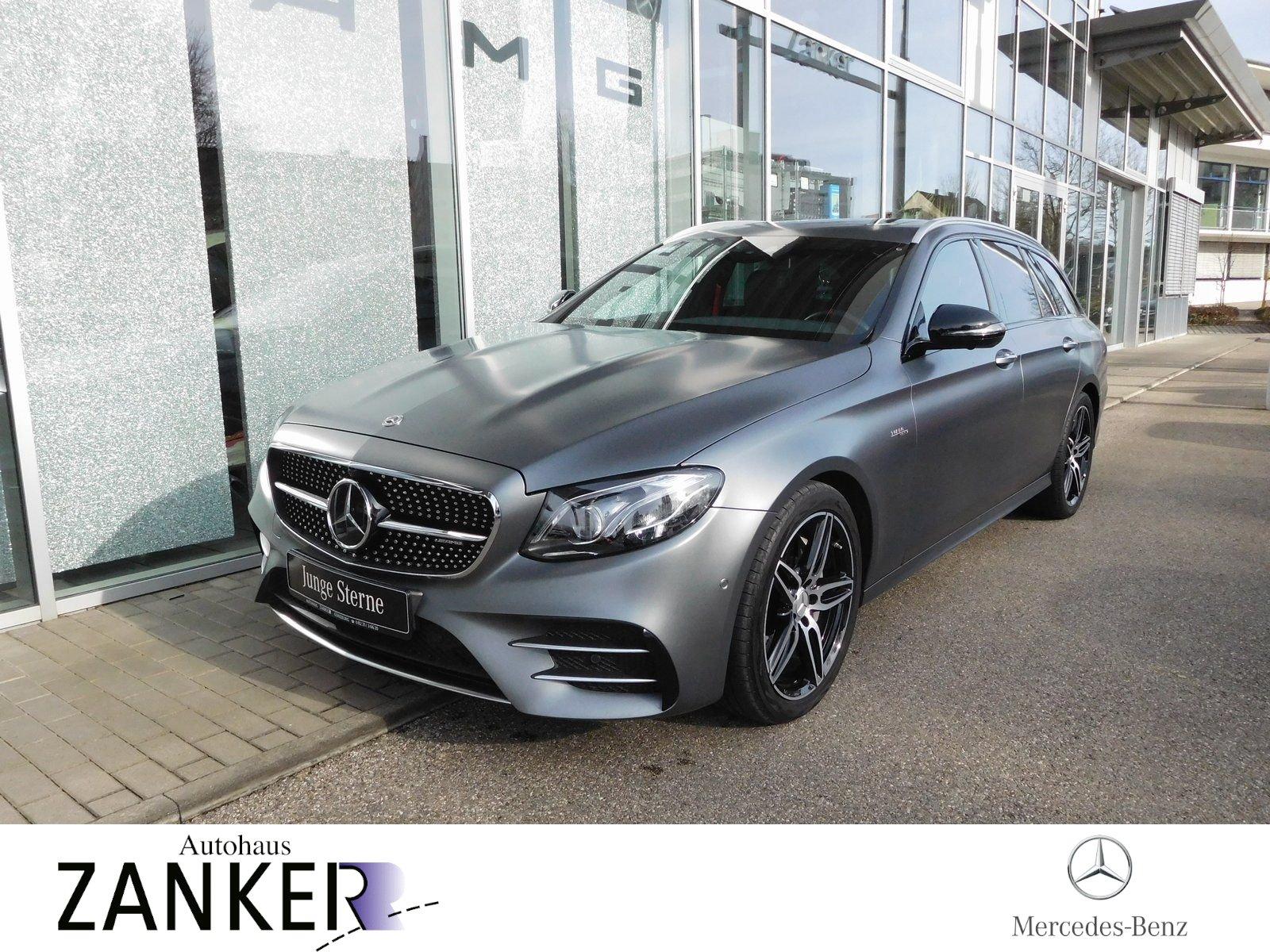 Mercedes-Benz Mercedes-AMG E 53 T 4M+ *AHK*LED*COMAND*KEYLESS*, Jahr 2019, Benzin