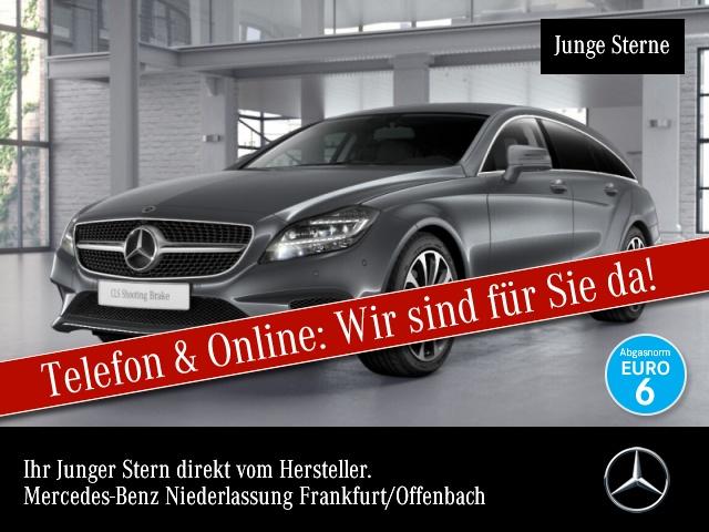 Mercedes-Benz CLS 250 d SB 360° Sportpak LED Navi PTS 9G Sitzh, Jahr 2017, Diesel