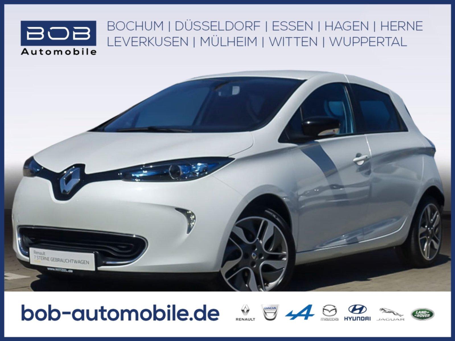 Renault ZOE Intens Batteriemiete FINANZIERUNG 0%AB 99EUR, Jahr 2016, Elektro