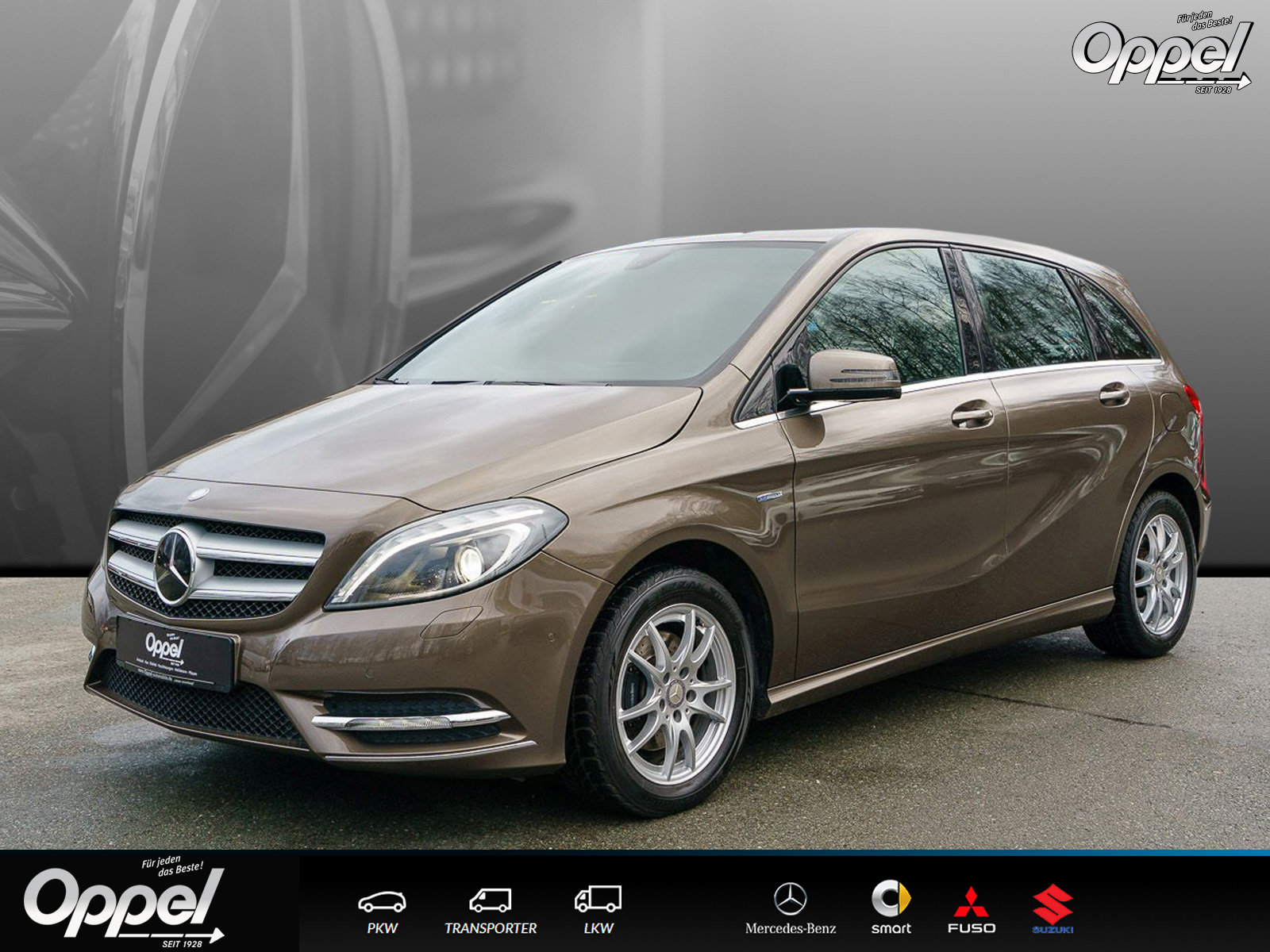 Mercedes-Benz B 200 +Klima+Parktronic+Kamera+Navi+SH+LM+Tempo+, Jahr 2012, petrol