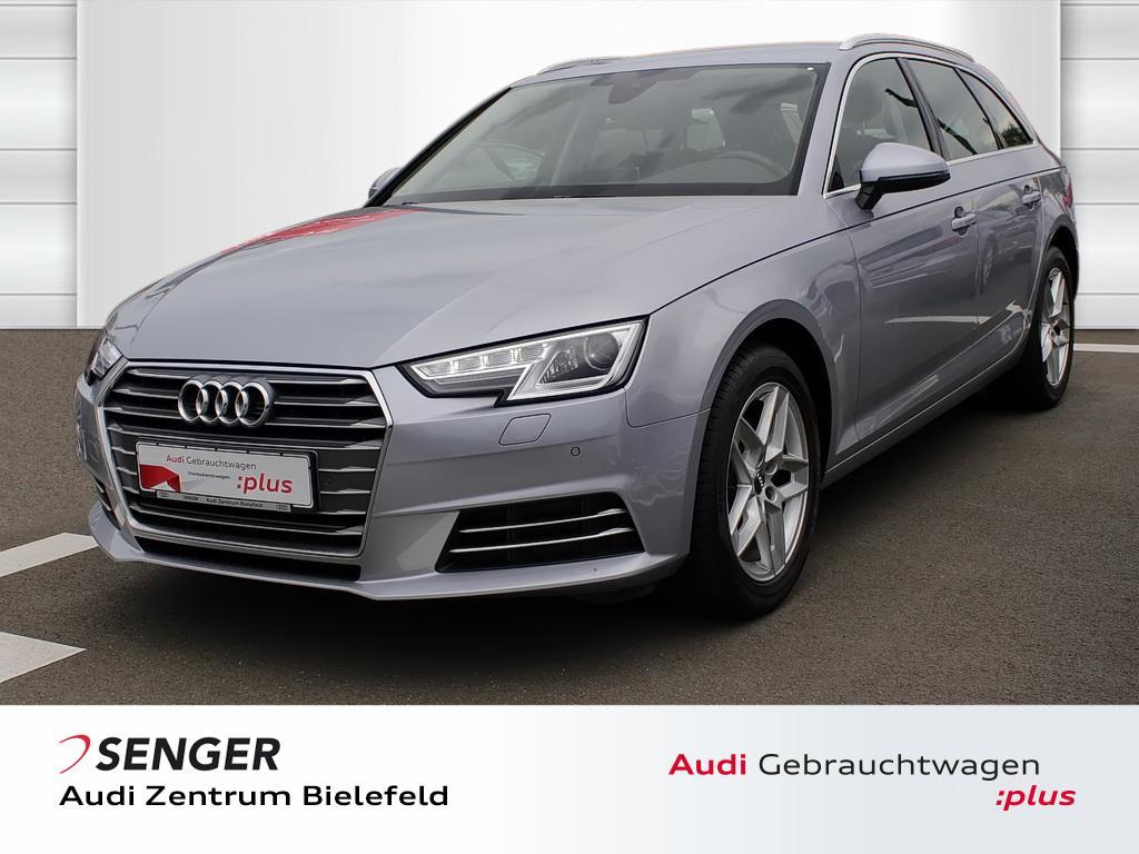 Audi A4 Avant 2.0 TDI Sport Navi VC Business Bi-Xenon, Jahr 2018, Diesel