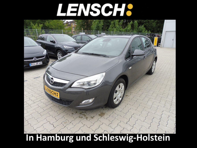 Opel Astra J Lim. 5-trg. Edition*PDS*Ganzjahresreifen*, Jahr 2012, Benzin