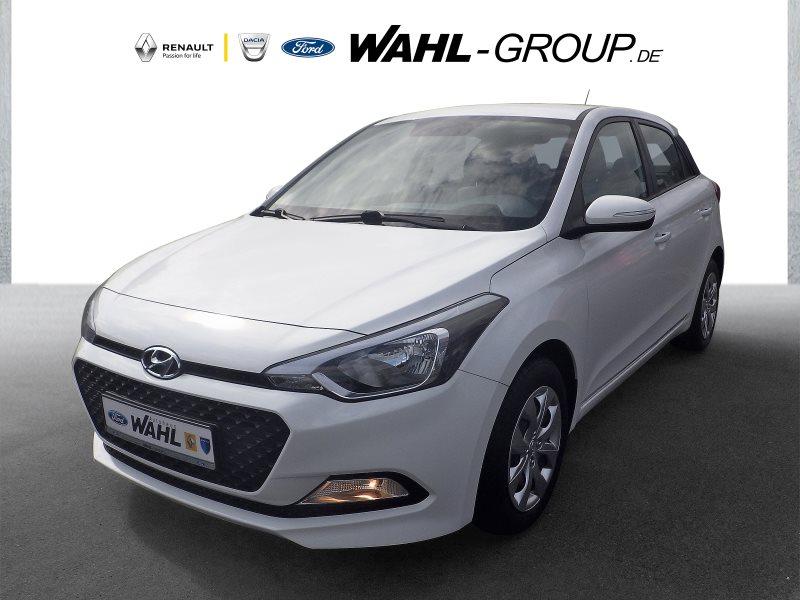 Hyundai i20 Classic Klima, Jahr 2016, Benzin