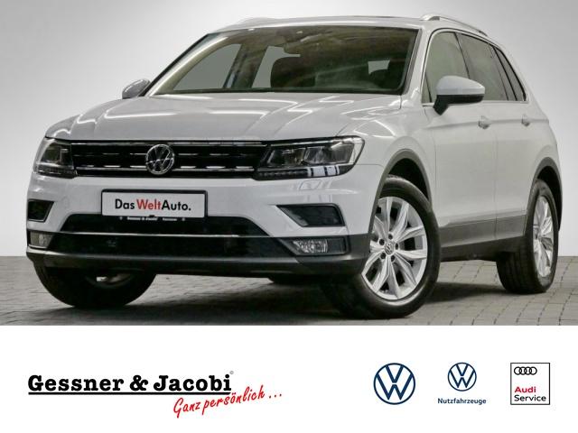 Volkswagen Tiguan 2.0 TSI BMT EU6 4Motion Highline DSG ACC, Jahr 2017, Benzin