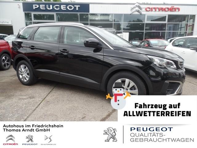 Peugeot 5008 PureTech 130 Active (7S. NAVI R*KAMERA), Jahr 2018, Benzin