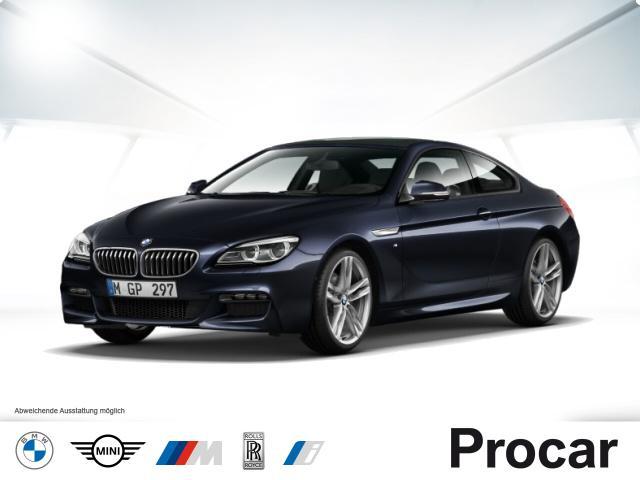 BMW 640d xDrive Coupe M Sportpaket Head-Up H/K LED, Jahr 2016, Diesel