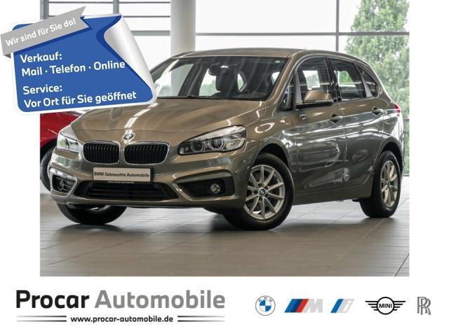 BMW 218 Active Tourer Navi LED Klimaaut. Sportsitze, Jahr 2017, Benzin