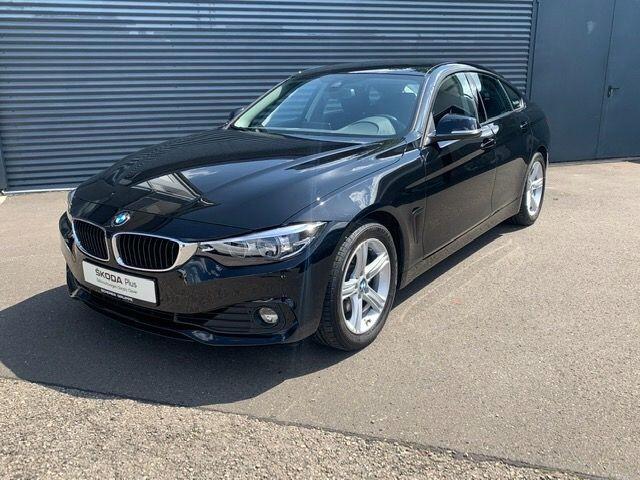 BMW 430 i Advantage Gran Coupé 15.995 km, Jahr 2019, Benzin