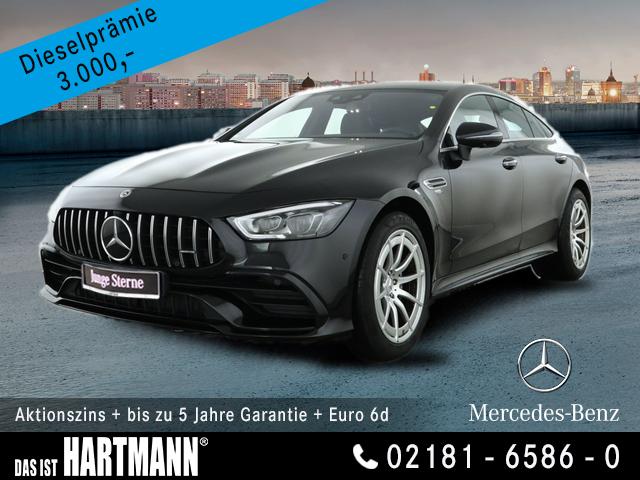 Mercedes-Benz AMG GT 43 4M+ GR. NAVI+SITZKLIMA+AHK+360° KAMERA, Jahr 2018, Benzin