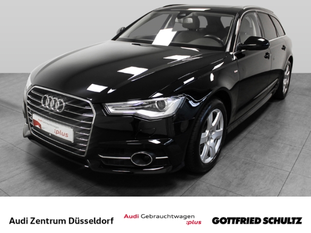 Audi A6 Avant 3.0 TDI quattro S-tronic S-line, Jahr 2016, Diesel