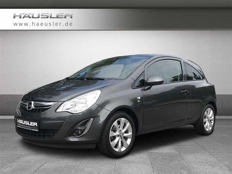 Opel Corsa, Jahr 2012, Benzin
