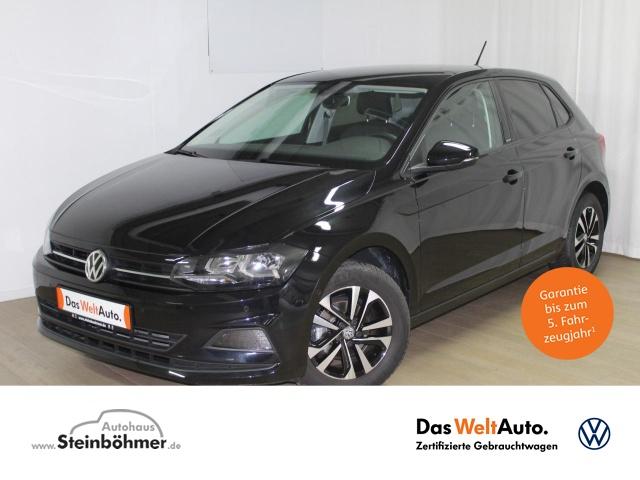 Volkswagen Polo IQ.DRIVE 1.0TSI Navi MF Lenkrad Parkassist, Jahr 2020, Benzin