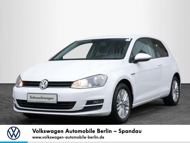 Volkswagen Golf VII 1.4 TSI DSG Cup ParkAssist Tempomat SHZ, Jahr 2014, Benzin