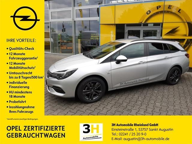 """Opel Astra ST 120J 1.2 LED*AGR*Rückfahr*DAB*7""""Radio*, Jahr 2020, petrol"""