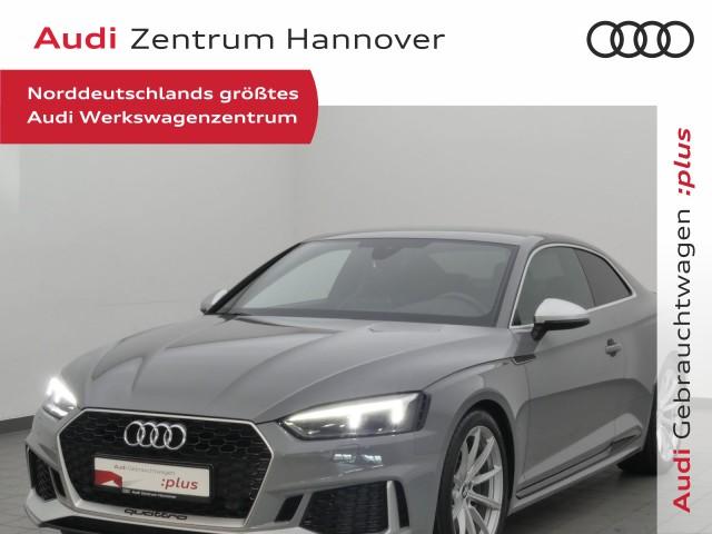 Audi RS 5 Coupé 2.9 TFSI qu. Matrix LED, virtual Cockpit, RS Komfortpaket, SportabGasanlage, Jahr 2018, Benzin
