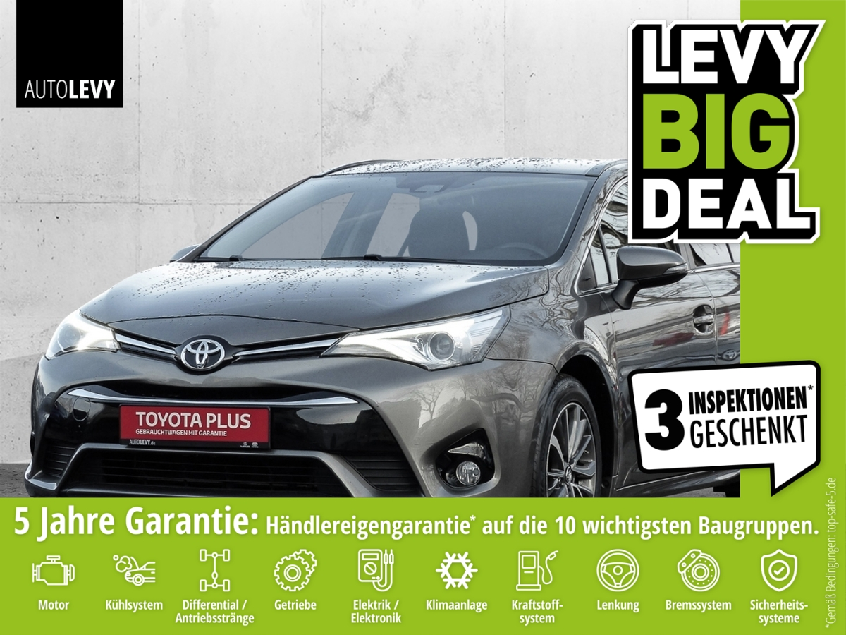 Toyota Avensis Touring Sports 2.0 D-4D *Navi*LED*Euro6*, Jahr 2017, Diesel