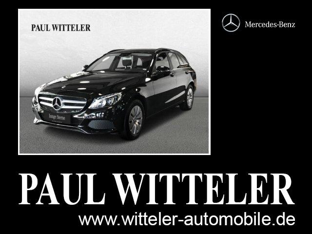 Mercedes-Benz C 220 d T-Modell Tempomat/Klima/LED/Parktronic, Jahr 2018, Diesel