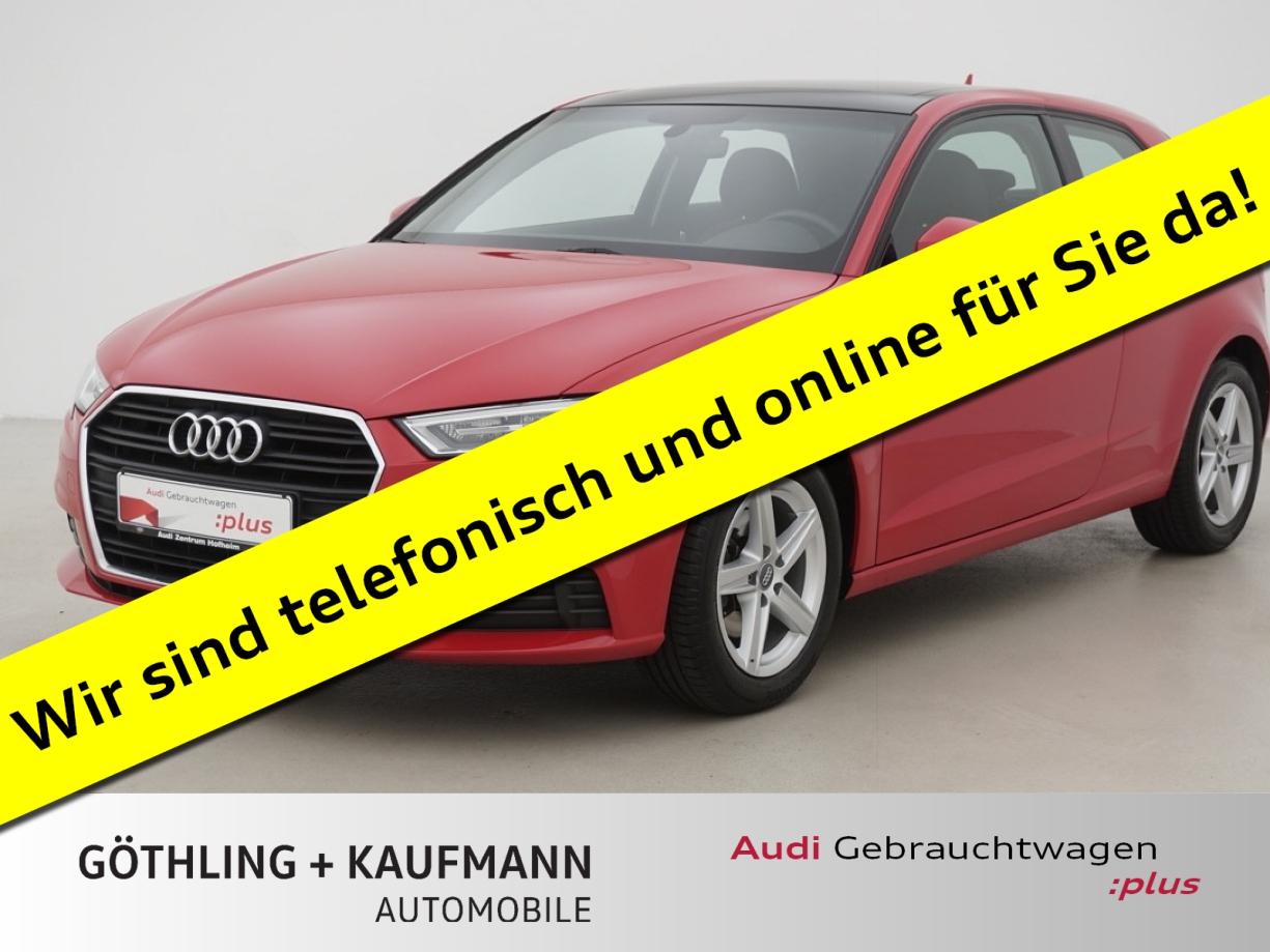 Audi A3 1.4 TFSI S tro. 110kW*Pano*Xenon+*Handyvorb.*, Jahr 2017, Benzin