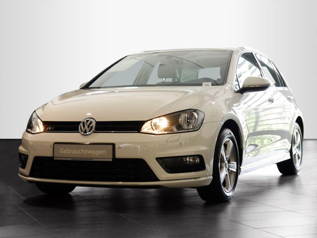 Volkswagen Golf VII 1.4TSI R-Line NAVI PDC SHZ, Jahr 2016, Benzin