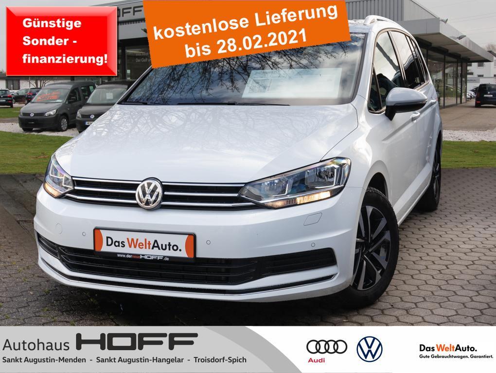 Volkswagen Touran 1.5 TSI United Navi 7siter Bluetooth ACC, Jahr 2020, Benzin
