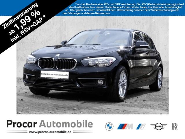 BMW 120i Advantage Navi Business Klimaaut. PDC LM, Jahr 2018, Benzin