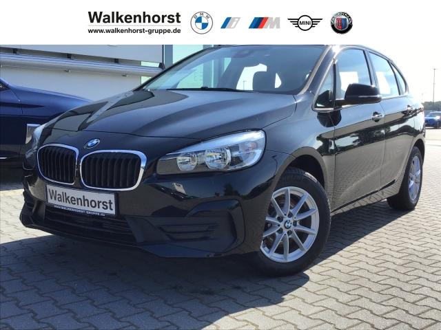 BMW 218 Active Tourer i Advantage Navi Sitzheizung Tempomat, Jahr 2018, Benzin