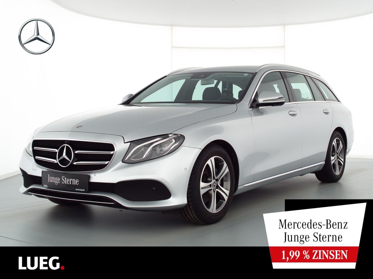 Mercedes-Benz E 200 d T Avantgarde+COM+LED-HP+Totw+ParkAss+360, Jahr 2019, Diesel
