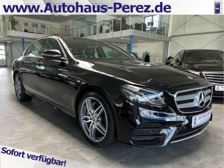 Mercedes-Benz E 450 4M AMG COMAND-WIDESCREEN-360°-SCHIEBEDACH, Jahr 2020, Benzin