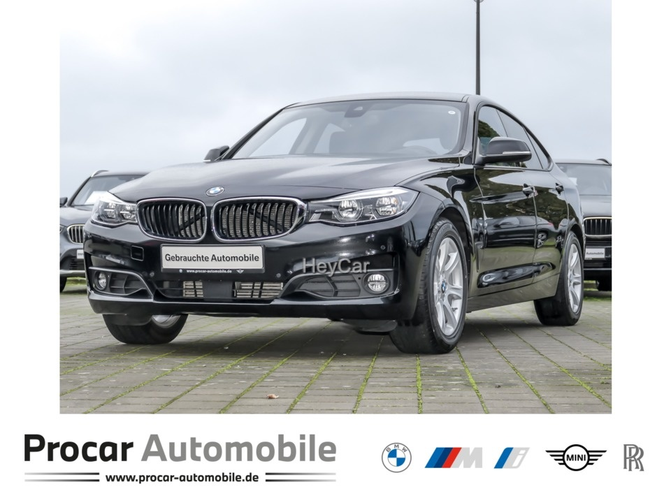 BMW 320 Gran Turismo GT Aut. Navi Head-Up LED ACC RFK, Jahr 2017, Diesel