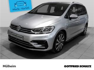 Volkswagen Touran Join R-Line 1.5 TSI 150 PS 7-Gang-DSG - Vorführfahrzeug, Jahr 2019, Benzin
