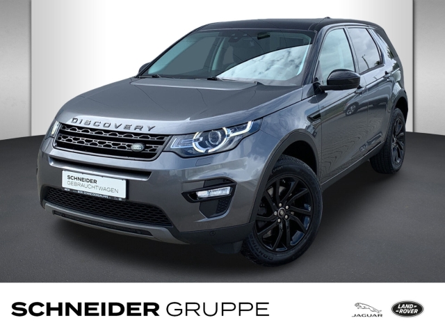 Land Rover Discovery Sport 2.0 TD4 SE STZHZG+NAV+EPH+PANO, Jahr 2018, Diesel