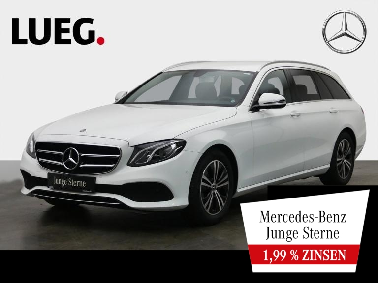 Mercedes-Benz E 200 d T Avantgarde+Navi+LED-HP+Mem+Totw+Kamera, Jahr 2020, Diesel