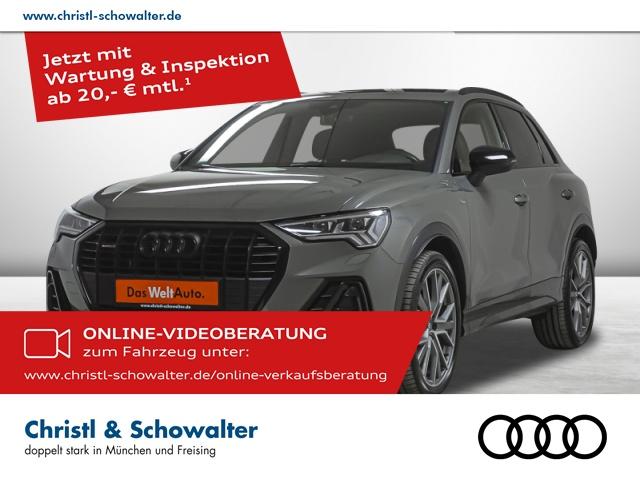 Audi Q3 S line edition one 45 TFSI quattro S tronic LED, Jahr 2019, Benzin