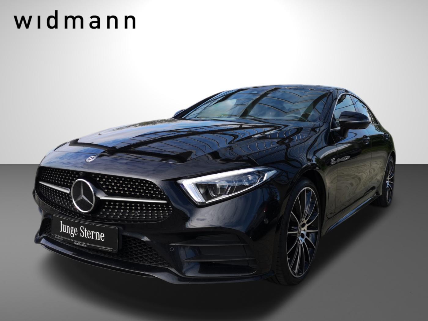 Mercedes-Benz CLS 450 4M AMG*Burmester*Comand*Fahrassist.*360°, Jahr 2018, Benzin