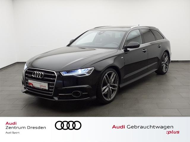 Audi A6 Avant 3.0TDI quattro S-line Matrix LED AHZV, Jahr 2017, Diesel