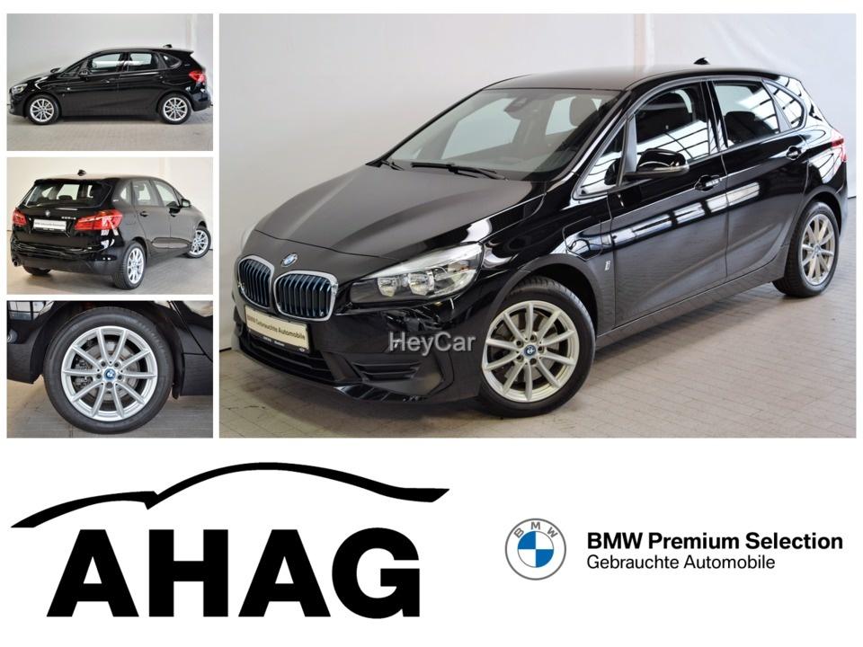 BMW 225 Active Tourer xe (Bluetooth Navi Klima DPF), Jahr 2019, Hybrid