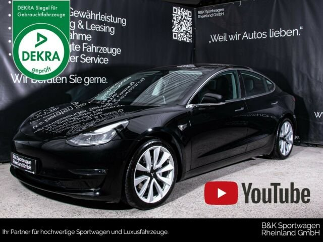 Tesla Model 3 Long Range AWD ab 453,75 /mtl., Jahr 2019, Elektro