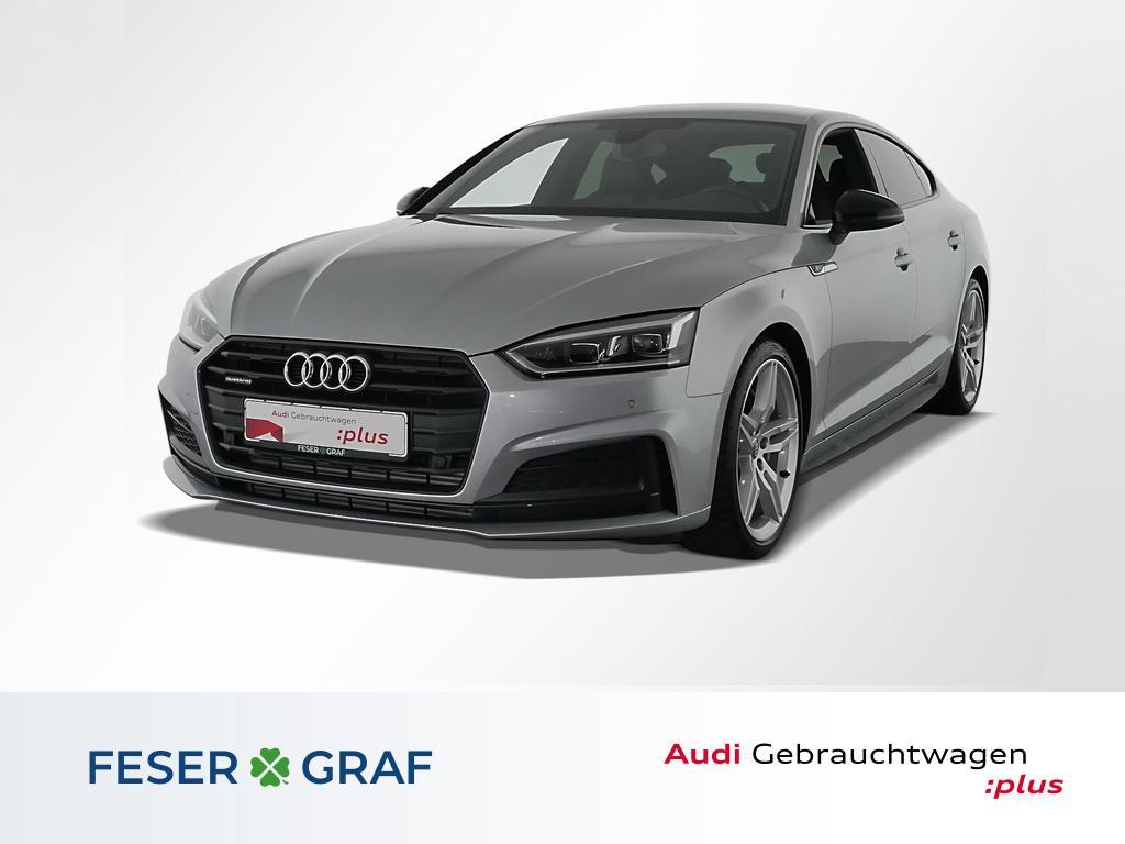 Audi A5 Sportback 3.0 TDI qu 3x S Line Leder,S-Sports, Jahr 2018, Diesel