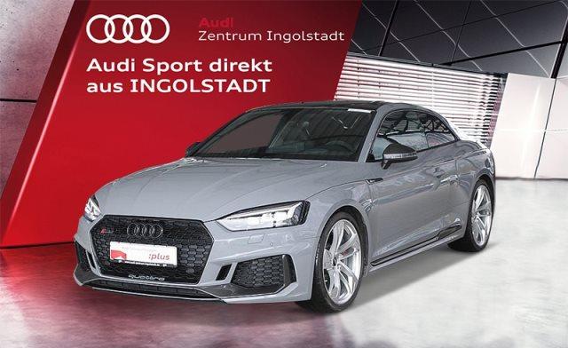 Audi RS 5 Coupé 2.9 TFSI MATRIX RS-AGA CARBON Keramik, Jahr 2018, Benzin