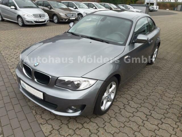 BMW 118d Coupe *Garantie*Klima*112 mtl., Jahr 2013, Diesel