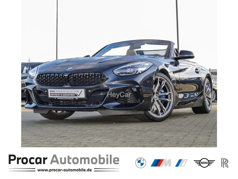 BMW Z4 M40i HuD 19'' ACC H/K DAB RFK LED, Jahr 2020, Benzin