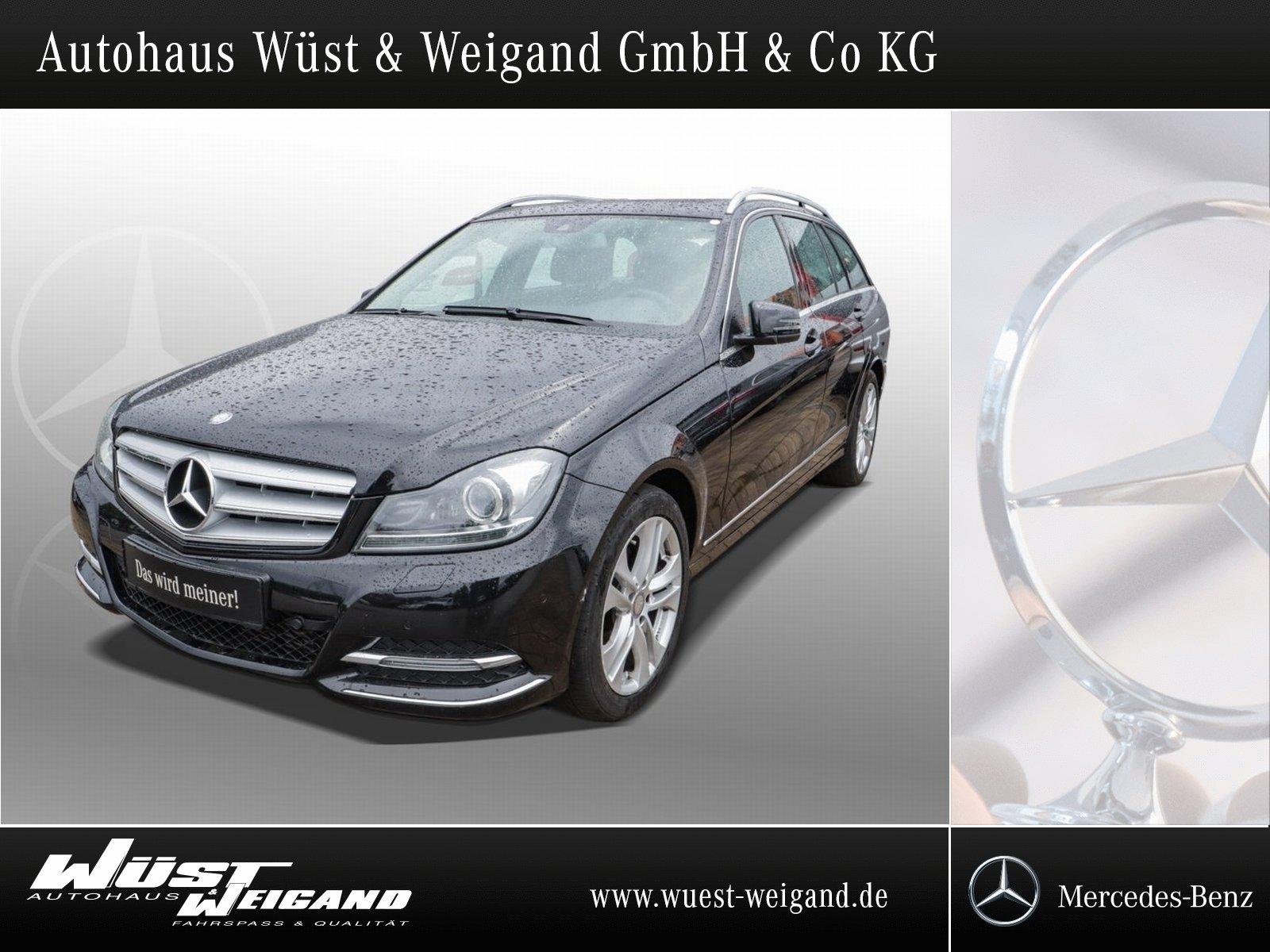 Mercedes-Benz C 250 CDI Avantgarde+Autom.+Comand+AHK+LED+SHD, Jahr 2013, Diesel