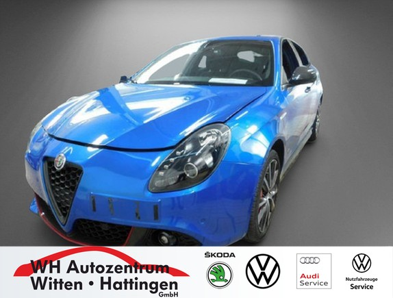 Alfa Romeo Giulietta 1.4 TB 16V TCT SPORT NAVI BI-XENON PDC, Jahr 2018, Benzin