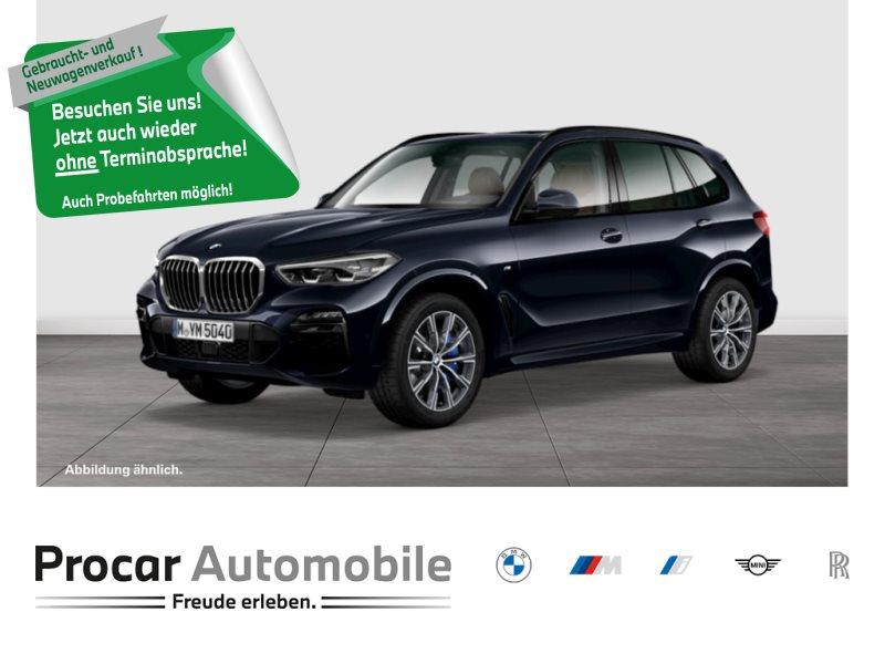 BMW X5 xDrive30d M-SPORT AUTOMATIK+NAVI+ADAPTIVE-LED+PANO+AHK++++, Jahr 2020, Diesel