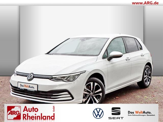 Volkswagen Golf VIII United 1.0 TSI OPF APP/ACC/Navi/Rückfahrkam., Jahr 2020, Benzin