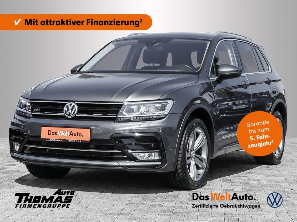 Volkswagen Tiguan Sound 4M 2,0 l TDI SCR 140 kW (190 PS) 7-Gang-DSG, Jahr 2017, Diesel