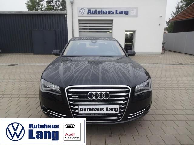 Audi A8 4.2 TDI lang quattro VOLL NP: 180.306 Klima, Jahr 2013, Diesel
