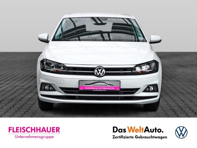 Volkswagen Polo VI United 1.0 TSI NAVI KLIMA SHZ, Jahr 2020, Benzin